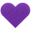 Kép 2/3 - MODA Heart Scrubby szív alakú ecsettisztító 2