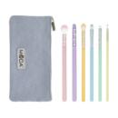 MODA Posh Pastel Kit 7 darabos ecsetszett