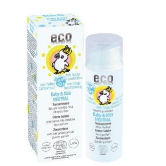 eco-cosmetics-eco-baby-&-kids-illatmentes-SPF-50-+-kisbabaknak-es-gyerekeknek 1