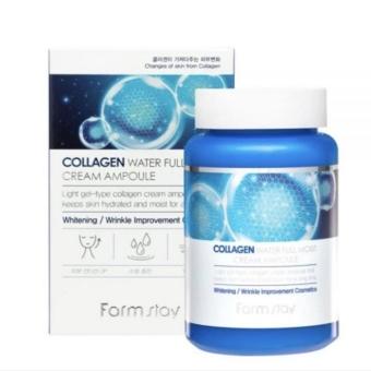 Farm Stay Collagen Water Full Moist Cream Ampoule hidratáló krém