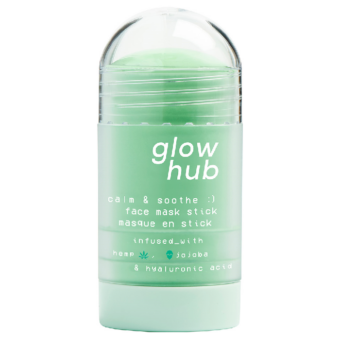 glow-hub-calm-&-soothe-face-mask-stick-bornyugtato-hatasu-stiftes-arcmaszk  1