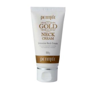 Gold Neck Cream feszesítő krém nyakra és dekoltázsra
