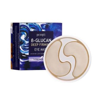 β-Glucan Deep Firming mélyfeszesítő szemkörnyékápoló tapaszok béta-glükánnal