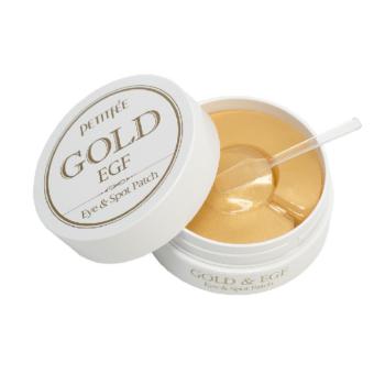 Gold & EGF hidrogéles anti-aging tapaszok arcra és szemkörnyékre