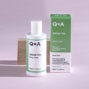 Toner zöld tea kivonattal