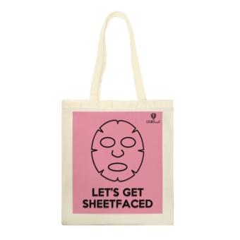 Vászontáska - Let's Get Sheetfaced