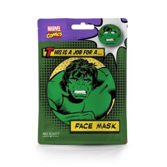 Hihetetlen Hulk fátyolmaszk