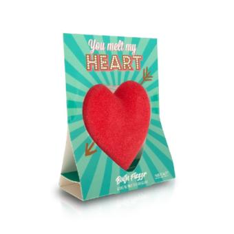 """""""You melt my heart"""" fürdőbomba"""