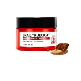 Snail Truecica Miracle Repair arckrém csiganyálkivonattal