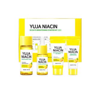 Yuja Niacin 30 Days Brightening ragyogást fokozó mintacsomag