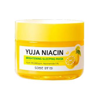 Yuja Niacin 30 Days Brightening ragyogást fokozó éjszakai arcmaszk