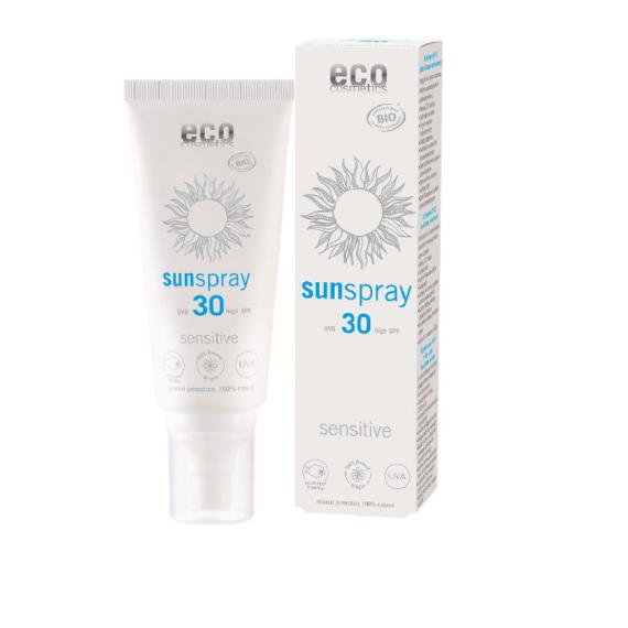 eco-cosmetics-eco-sensitive-fenyvedo-spray-30-SPF-erzekeny-borre 1