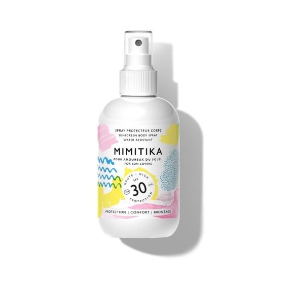 Mimitika Fényvédő testre SPF 30