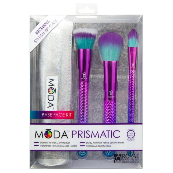 moda-prismatic-4 -pc-base-face-4-darabos-ecsetszett 2