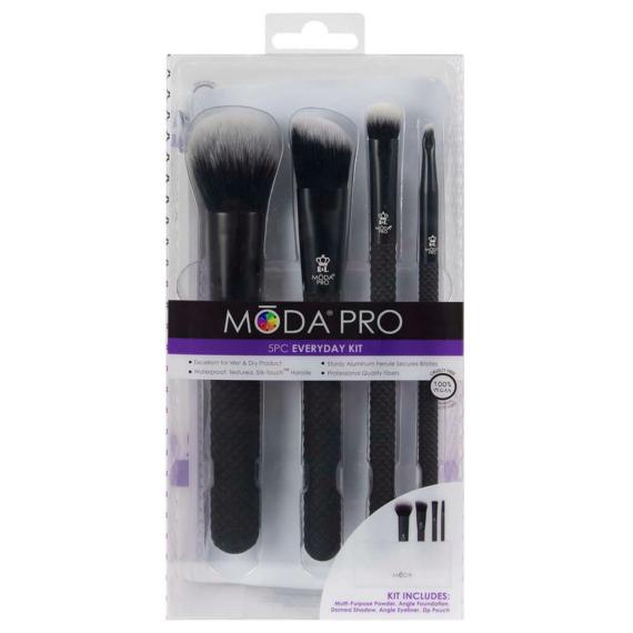 moda-pro-5-everyday-kit-5-darabos-ecsetszett 2