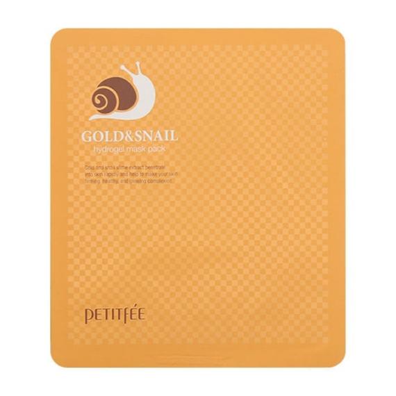 gold-&-snail-hidrogel-ragyogast-fokozo-arcmaszk-csomag 1