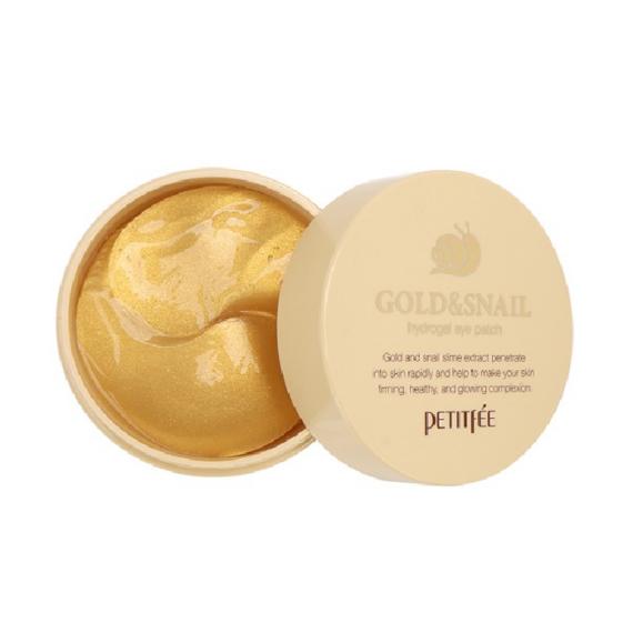 petitfee-gold-&-snail-hidrogel-szemkornyekapolo-tapasz-csiganyalkivonattal 1