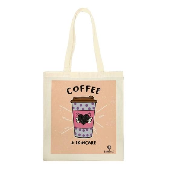 Vászontáska – Coffee and Skincare