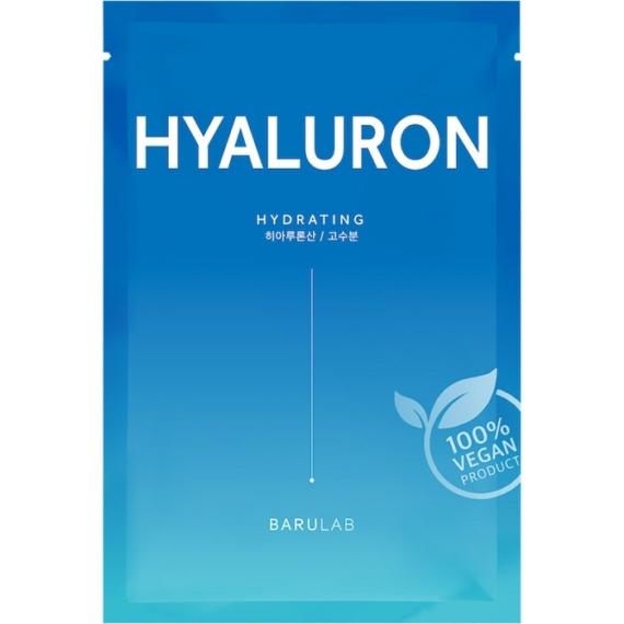 barulab clean vegan hialuronsav hidratalo fatyolmaszk