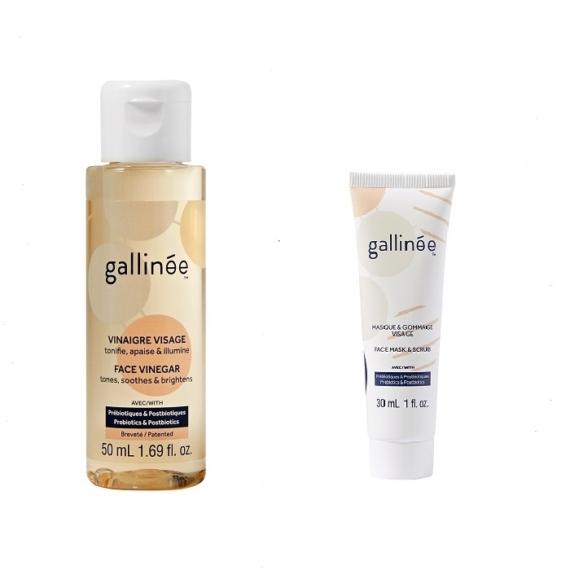 gallinee prebiotikus mintacsomag