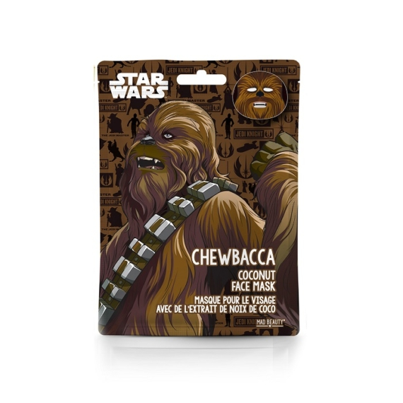 mad beauty chewbacca arcmaszk