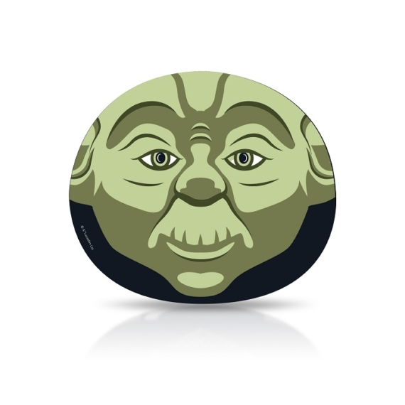 Yoda arcmaszk