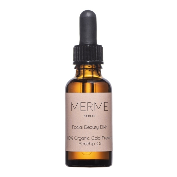 merme berlin facial beauty elixir csipkebogyo