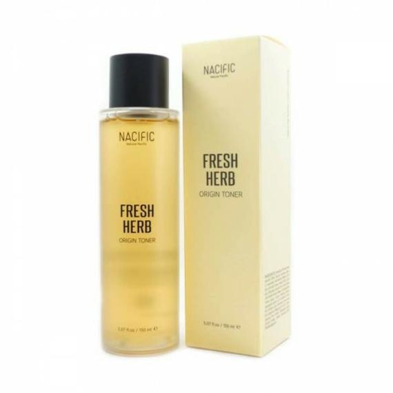 Nacific Fresh Herb Origin toner körömvirágvízzel
