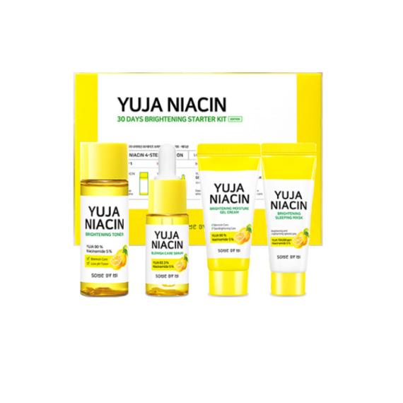 Some By Mi Yuja Niacin 30 Days Brightening ragyogást fokozó mintacsomag  1